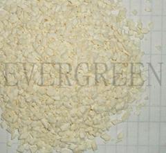 Freeze dried  garlic dice