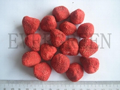 Freeze dried Strawberry