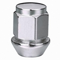 Wheel Lug Nut, Made of Carbon or Alloy