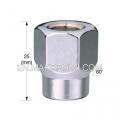 Alloy Wheel Bulge Acorn Lug Nut, 1