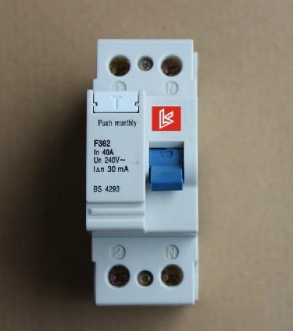 Abb Type F360 Rccb Elcb Rcd Residual Current Circuit