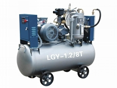 矿用系列螺杆空气压缩机