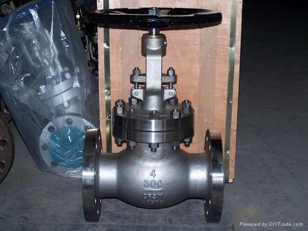 API globe valve 1