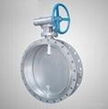 FLG ventilate butterfly valve