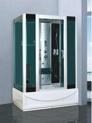 Luxury steam massage shower cabin 885-3