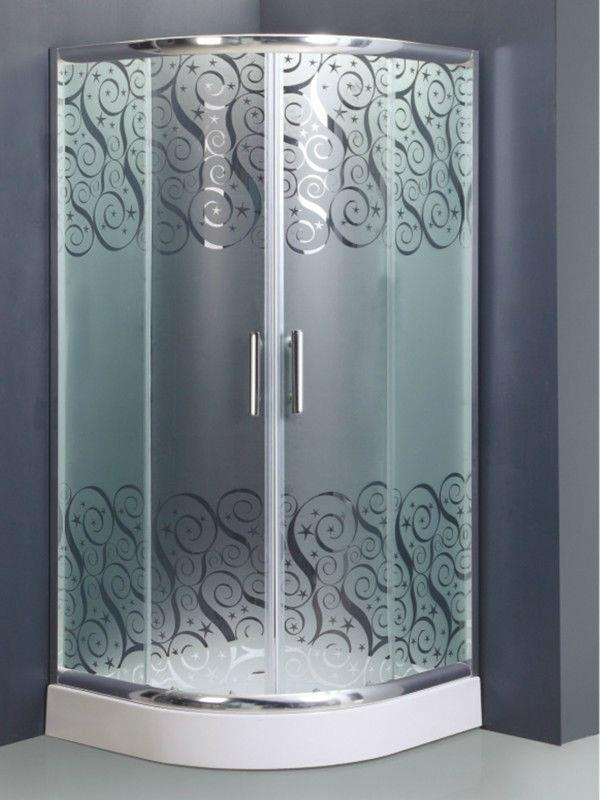 Cheap simple shower cabin 802SK  1