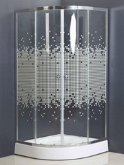 Cheap simple shower cabin S802U
