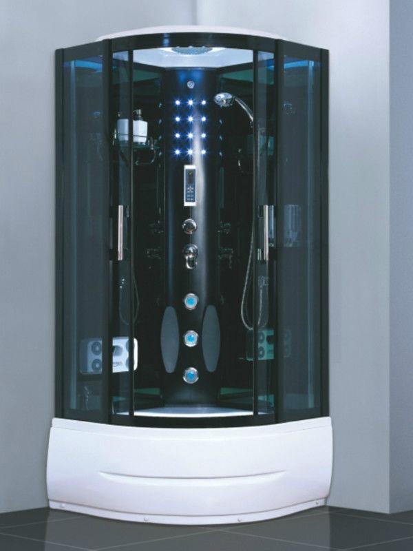 Luxury steam massage shower cabin 2307  1