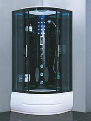 Luxury steam massage shower cabin 2307