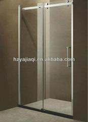Simple cheap shower door D-19