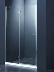 Simple cheap shower door D-13