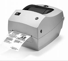 zebra gk888t条码打印机