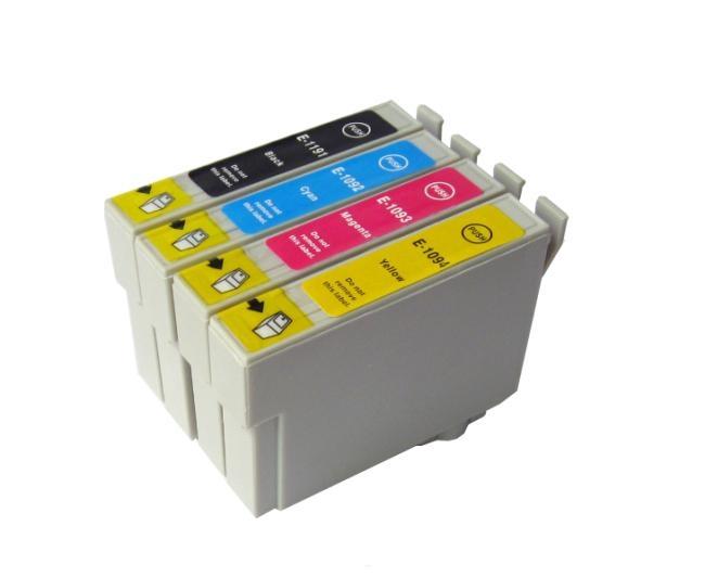 爱普生1091 109喷墨打印机墨盒 1