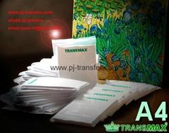 heat transfer paper -light cotton