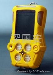 便携式4合1气体检测仪