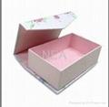 magnet folded box