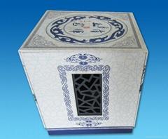 lamination art box