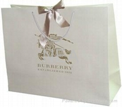 Bubberry paper bag