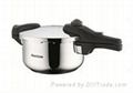 stainless steel pressure cooker 4L