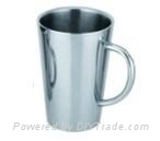 Double wall cup 8oz 1