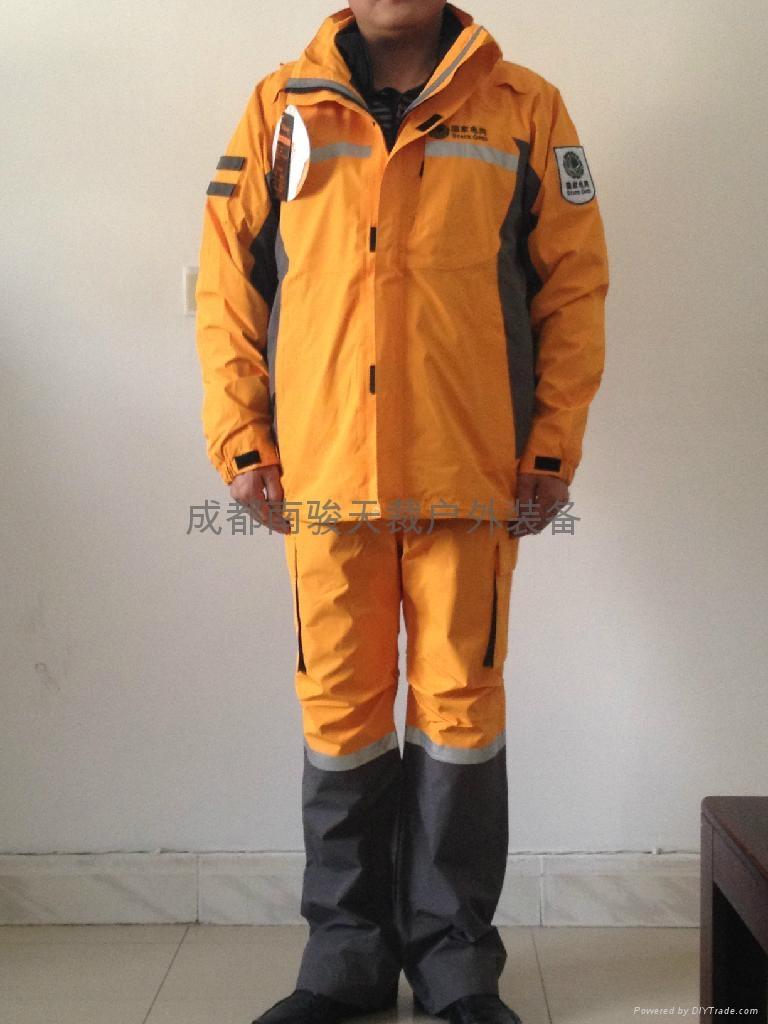 电力冲锋衣 1
