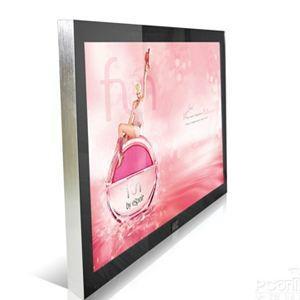 三星液晶屏65寸壁挂廣告機 5