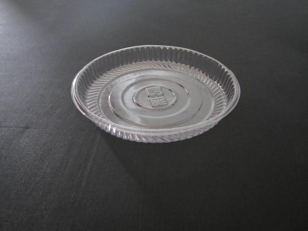 广西横县特产芝麻饼专用吸塑包装内托 1