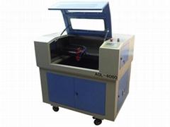 China 2D 3D Crystal Laser Engraving Machine AOL6040