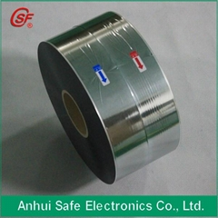 Aluminum Zinc alloy metalized polypropylene film