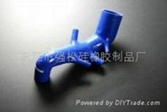 東莞市強松奧迪汽車硅膠水管