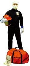 连体电弧防护服