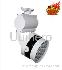 Modern Design Commercial 30W LED Track Light