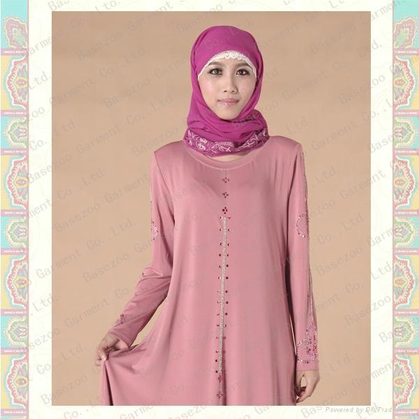 BACK TIE KNIT ABAYA: Traditional Islamic Clothing for Women, Men & Kids, Buy