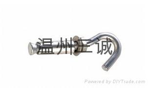 膨脹螺栓非標五金配件定做供應價格 1