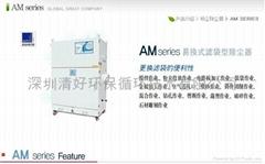 集尘机除尘器吸尘器中央除尘系统