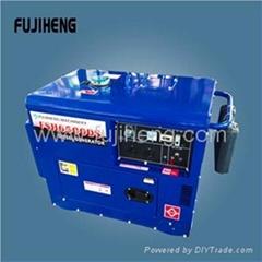 5kw diesel generator silent diesel generator