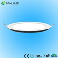 LED Panel round DIA240mm-18W natural