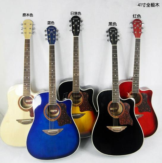 Manufacture Guitar with good qualtiy and low price 1