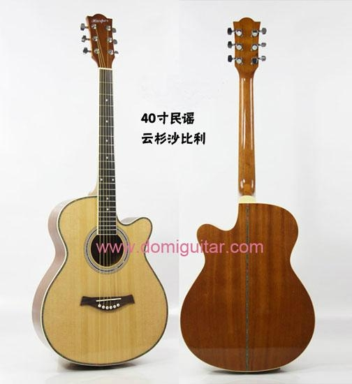 Manufacture guitar with good quality and low price 1