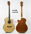 Manufacture guitar with good quality and