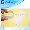 RFID uhf washable silicon tag