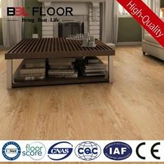 12mm Medium Royal Oka Wood Grain Laminate Flooring 700177