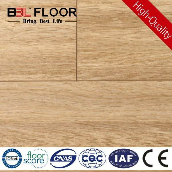 8mm Thickness AC3 Wood Texture ash white wash flooring 90134 1