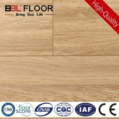 8mm Thickness AC3 Wood Texture ash white wash flooring 90134