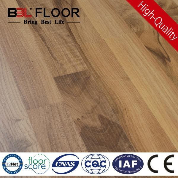 8mm AC4 Small Embossed parquet wood flooring 6528 1