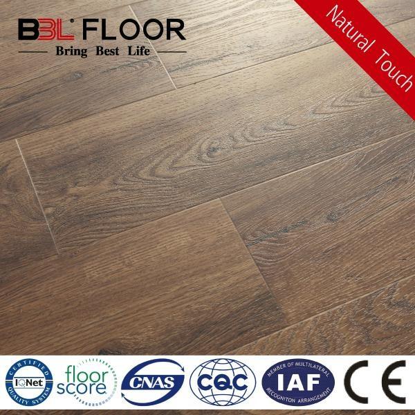 5mm Medium Coca Blossom Registered in Emboss Vinyl Floor BBL-98229-3 1