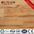 5mm Desert Oak Carpenter Handscrape wpc decking floor BBL-98171-1 1