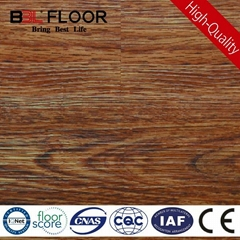 3mm Medium Wood Grain Antique Wood Texture Pvc Floor Tile 98166-1