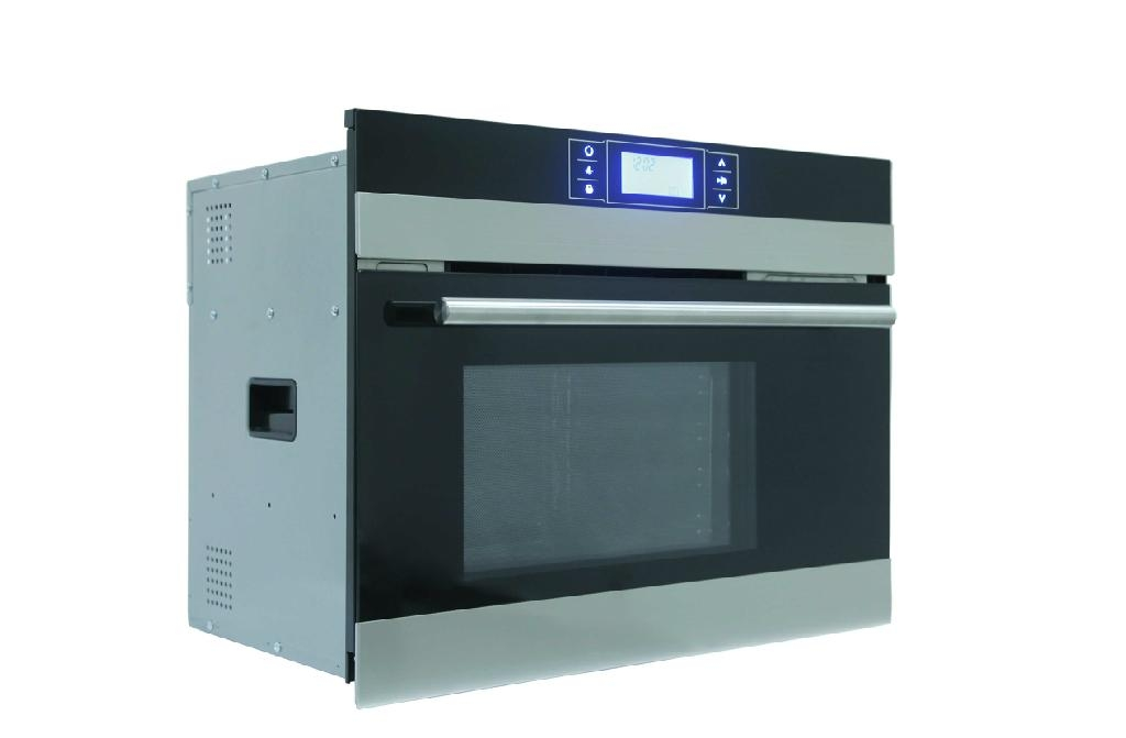 30L Built-in steam oven/steamer with grill function 1