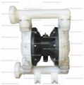 Pneumatic Double Diaphragm Pump